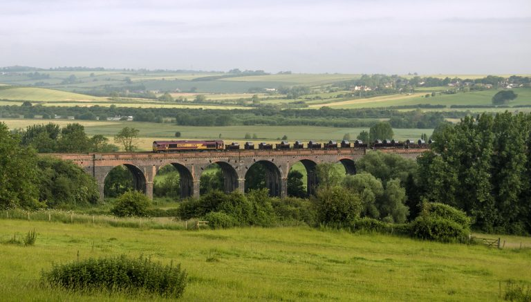 Viaduct: view from Percy's Path