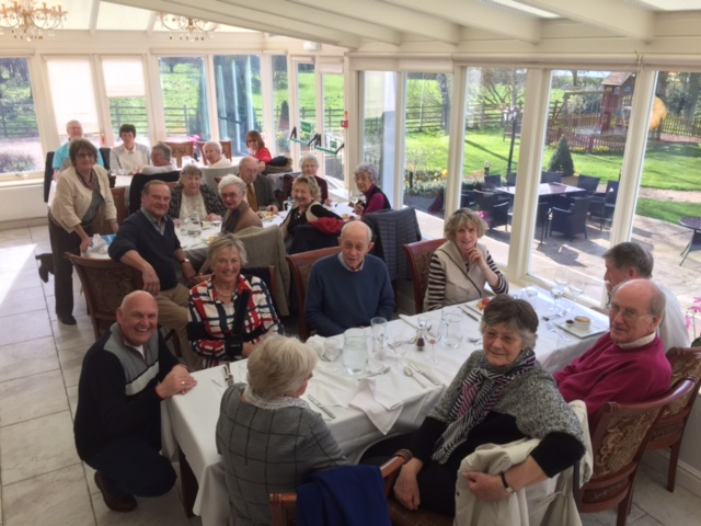 Harringworth Lunch Club